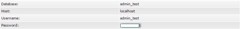 Hướng dẫn cài đặt Opencart 1.5.x trên DirectAdmin