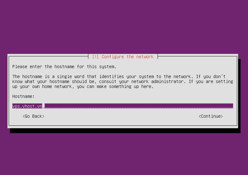 hướng dẫn cài đặt ubuntu