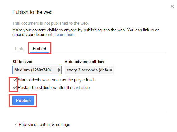 Hướng dẫn đưa PowerPoint lên website wordpress