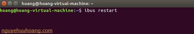 cài đặt ibus-unikey trên ubuntu
