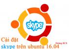 cài đặt skype trên ubuntu linux banner