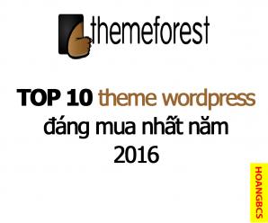 top 10 theme wordpress dang mua nhat nam 2016 - nguyenhuuhoang.com