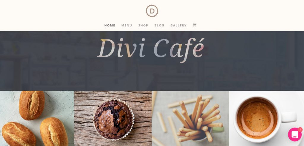 wordpress theme bán hàng divi
